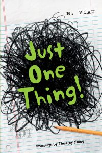 Just One Thing Cover image